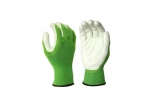 LP1-3 cotton PU palm coated glove