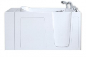 China 2653 Low Threshold Walk in Tub with 3.5 Threshold Air jetted on sale