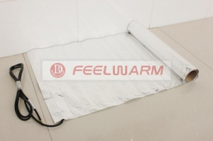 China 200W/ FeelWarm Underfloor Heating Mat System on sale