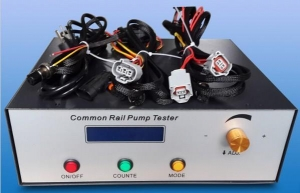 China Injector and pump tester CRP850 common rail pump tester on sale