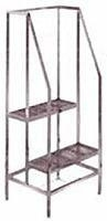 China In the Lab /FabricatedProducts Item # STP00001, 2-Level Step Stool on sale