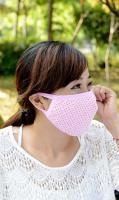 China CR0307-5 Fashionable female cotton face mask on sale