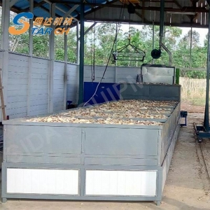China Cassava Processing Equipment cassava drying machine on sale