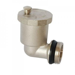 China Brass Air Vent Valve for Radiators on sale