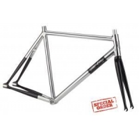 All City Thunderdome Track Cycling Frameset