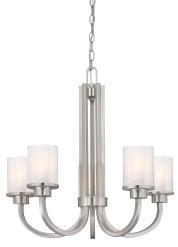 China Ramsgate Five-Light Indoor Chandelier on sale