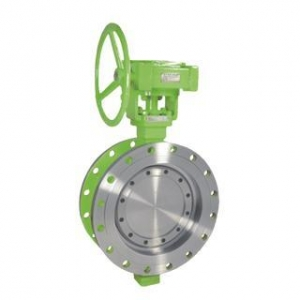 China High Performance Butterfly Valve Flange Type on sale