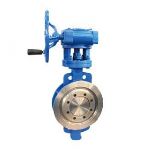 China Metal Seated Wafer Type Butterfly Valve on sale