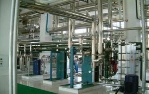 China Edible oil refining machine on sale