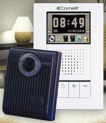 China HFX-700R - Comelit Color Video Intercom Kit with Memory and Digital PTZ on sale