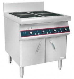 China commercial induction cooker for burner range on sale