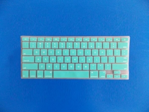 China Silicone, rubber series Product name: Dust-proof membrane keyboard on sale