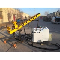 China jet groutting/bentonite pump HP30A high pressure jet grouting drill rig on sale