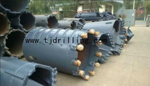 China core barrels Core Barrel with Roller bit on sale