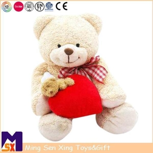 China Bear Toys Valentine Love Teddy Bear on sale