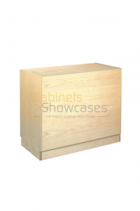 China Wooden Counter Cabinet on sale