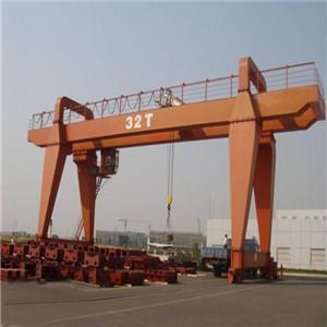 China Double girder gantry crane on sale