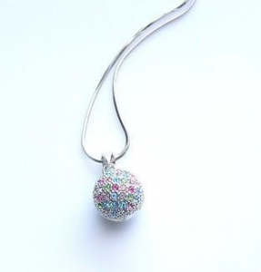 China Swarovski Crystal Necklaces Swarovski-Crystal-Necklaces-058 on sale