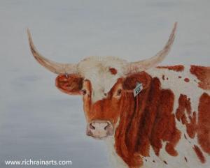 China Wild Animal Oil Painting on sale