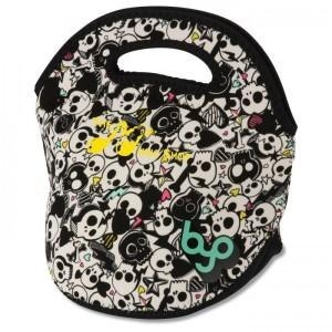 China Love & Bones Lunch Bag on sale