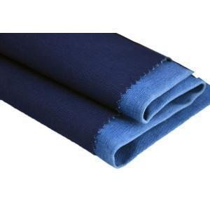 China Corduroy Indigo Dyed Fabric Drill Twill on sale