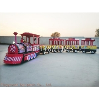 Little Pony Po electric train