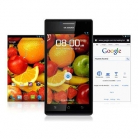 Cel Phones Huawei mobile phone: 1.5GHz thin duo, Huawei Ascend P1 less than 3000