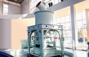 China MW Series Micro Powder Mill on sale