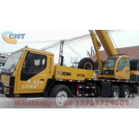 Used Truck Crane XCMG QY25K 25T, Year 2007