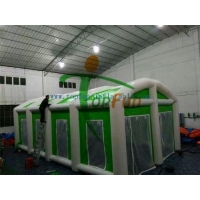 Inflatable tent Name:Inflatable Event Tent With Filps Windows & Doors