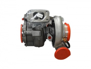 China Electric Diesel Engine Exhaust Gas Turbocharger Original Cummins Parts for Yutong Bus on sale