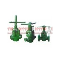 China DRILLING FLUID CONTROL EQUIP. DEMCO Mud Gate Valves on sale