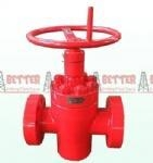 China DRILLING FLUID CONTROL EQUIP. Camaron Gate Valves on sale