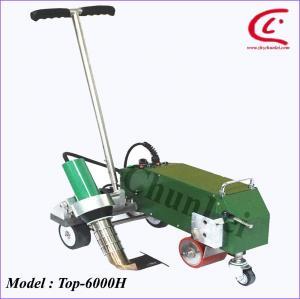 China SBS asphalt roofing Waterproofing membrane welding machine on sale