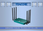 1200Mbps 11AC Wireless Router Realtek SR1200 Wifi Router With Cloud Server