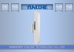 64MB DDR2 RAM 2.4 GHz Outdoor CPE Wifi Client With 12dBi Panel Antenna