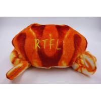 Stuffed Crab Plush Toy - Creatures Crab Red