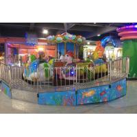 Amusement music Cup Rides For Sale