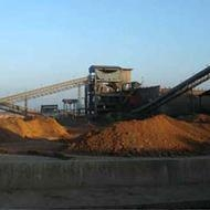 China Iron Ore Processing Plant on sale