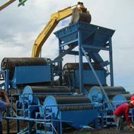 China Iron Ore Separation Process on sale