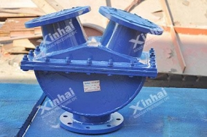 China Valves Y-Ball Valve on sale