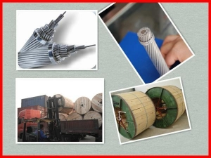 China ACSR Rabbit BS215 standard on sale
