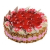 China Chocolate Pink Beauty Cake for sale