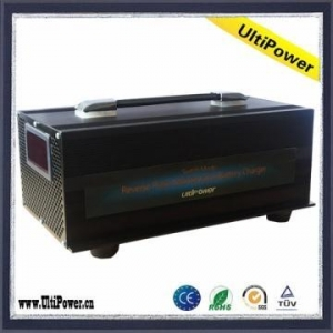 China MOTORCYCLE Battery Charger 48V 20A Automatic Reverse Pulse Charger 48V 20A on sale