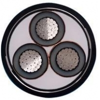 6.35/11kv Aluminum Conductor XLPE Insulated Power Cable
