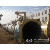 1.8m*4m autoclave for sale to America