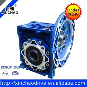 China NMRV090 worm gearbox 100:1 on sale
