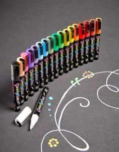 China Dry Erase Wet Chalk Marker on sale