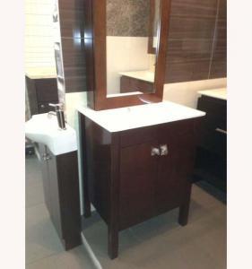 China custom bathroom vanity with medicine cabinet on sale