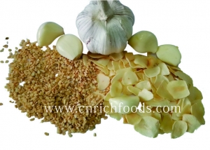 China Dehydrated/Dried Garlic on sale